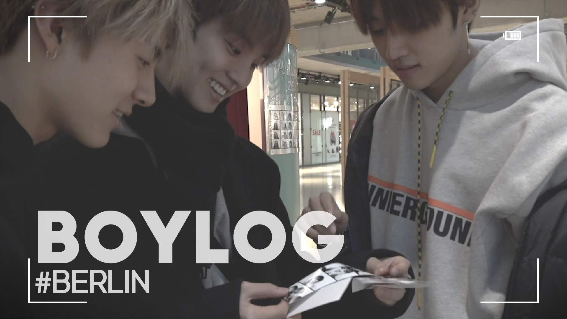 [BOYLOG] BOYLOG IN BERLIN