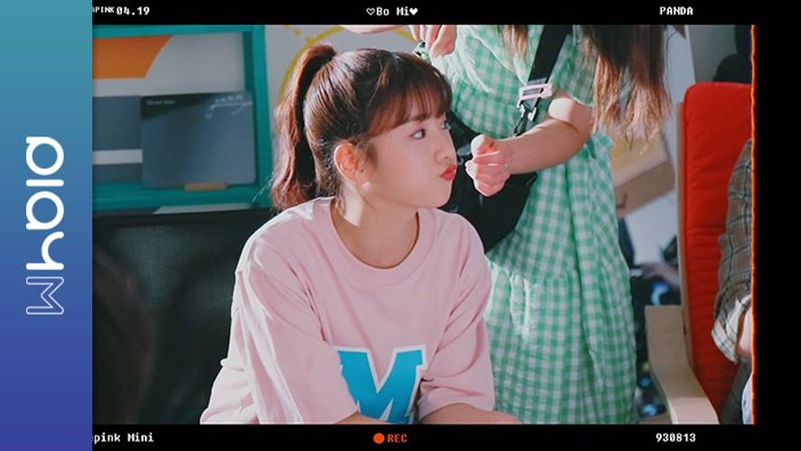 Apink Mini Diary - 한별이의 특별한 응원단
