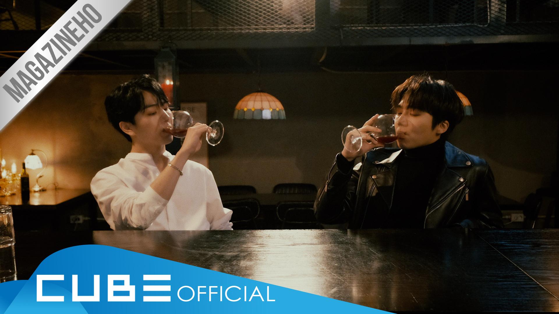 진호 - MAGAZINE HO #37 'Gravity (with 키노)'