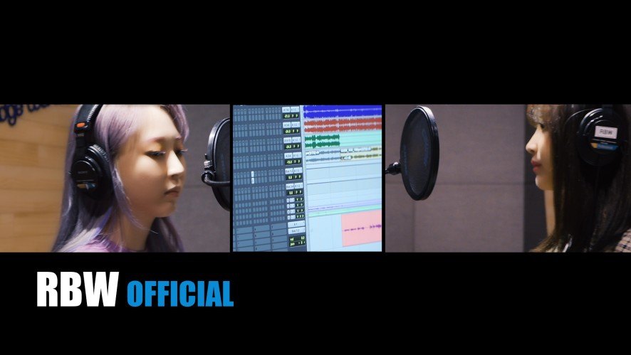 [Moon Byul] 'Weird Day (Feat. Punch)' Recording Making Preview