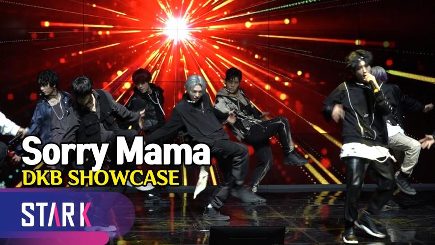 '데뷔' 다크비, 강렬한 힙합 댄스곡 '미안해 엄마' 무대 (Title Song 'Sorry Mama', DKB SHOWCASE)