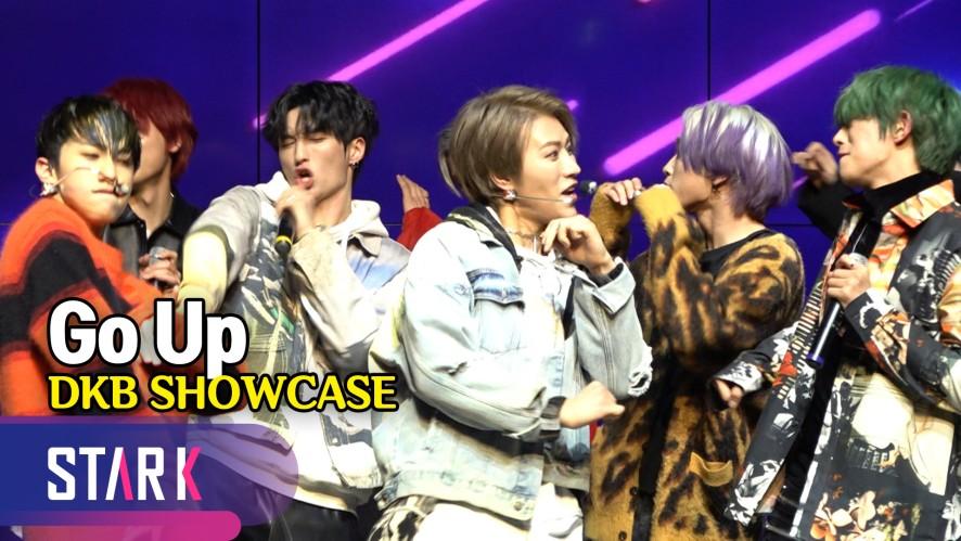 다크비, 멤버들의 꿈을 담은 수록곡 'Go Up' 무대 (Sub Song 'Go Up', DKB SHOWCASE)
