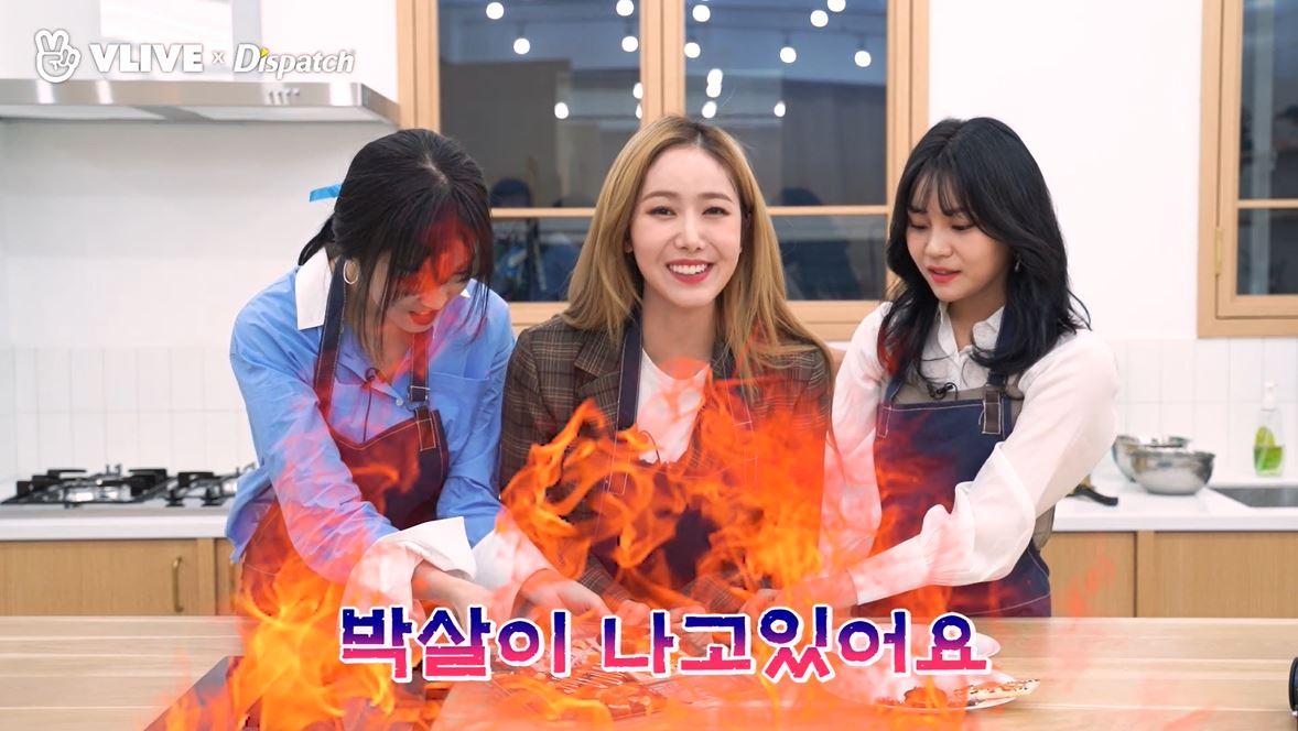 "[ⓓxV] ""여친이들의 달콤쌉싸름한 초콜릿 만들기"" (여자친구 : GFRIEND)"