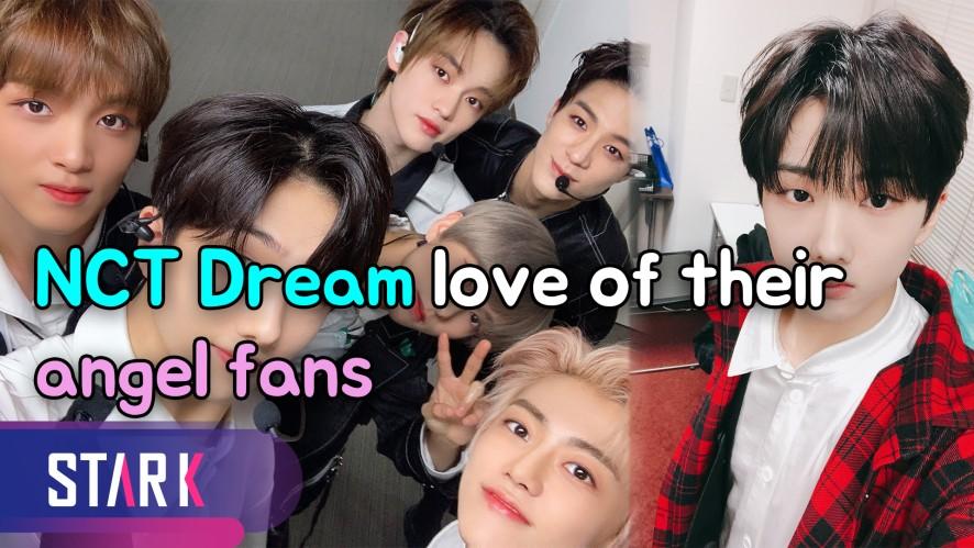 NCT Dream love of their angel fans (NCT드림 천사 팬들의 사랑)