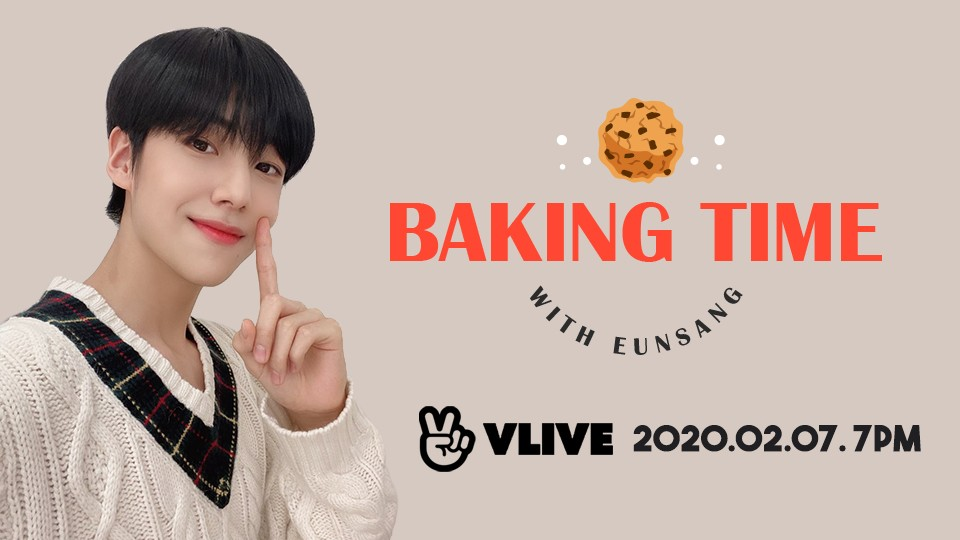 🍪 BAKING TIME : WITH EunSang