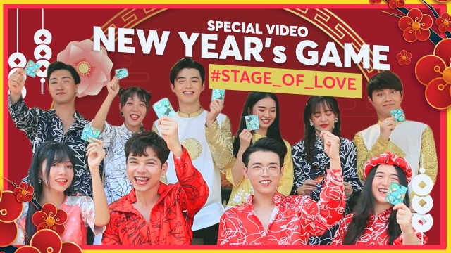 [SOL - 'STAGE OF LOVE' THE SERIES | SPECIAL] - New Year's Game 'Yes Or No' (Tet Edition)