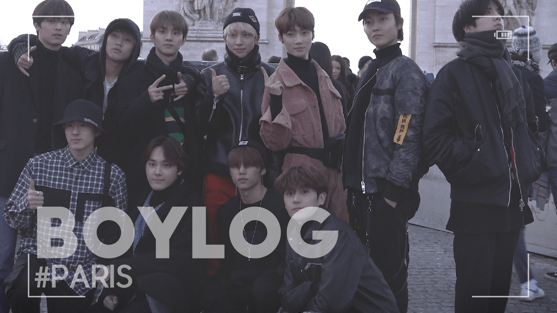 [BOYLOG] BOYLOG IN PARIS