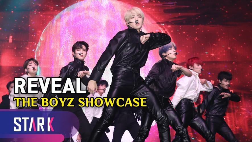 늑대 소년으로 변신! 더보이즈 타이틀곡 'REVEAL' (Title Song 'REVEAL' Full cam., THE BOYZ SHOWCASE)