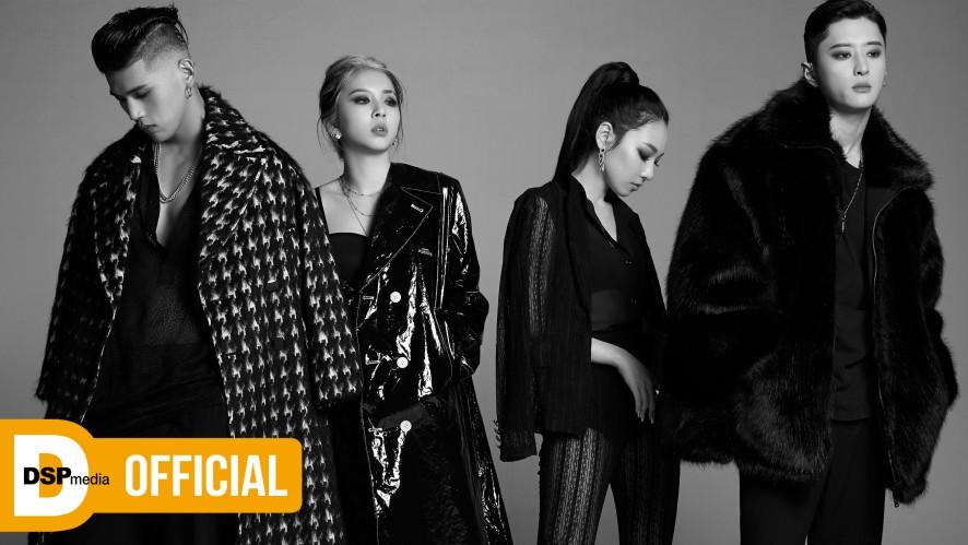 KARD 4th Mini Album 'RED MOON' _ LOOKBOOK VIDEO