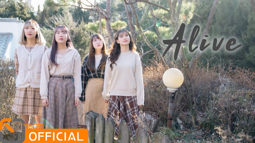 [Official MV] flor_us - Alive
