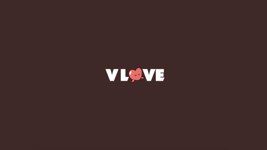 [V CREW] ❤️🧡💛Happy Valentine's DAY💚💙💜