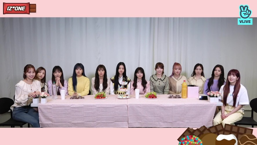 IZ*ONE's Happy Valentine's Day🍫❣