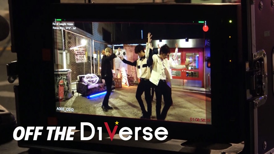 OFF THE D1VERSE | #CCABE in Café BTS | #6