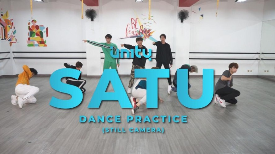 UN1TY - SATU (DANCE PRACTICE - STILL CAMERA VERSION)