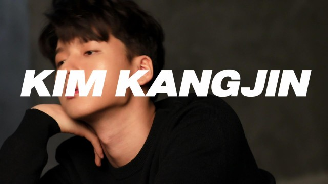KIMKANGJIN(김강진) - 2020 TRIPLEME Profile Photo Making