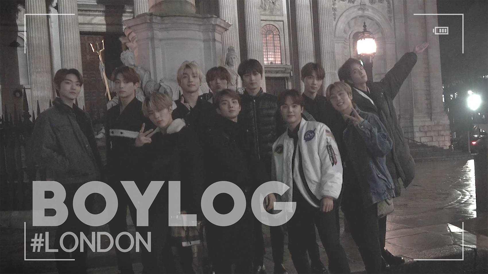 [BOYLOG] BOYLOG IN LONDON