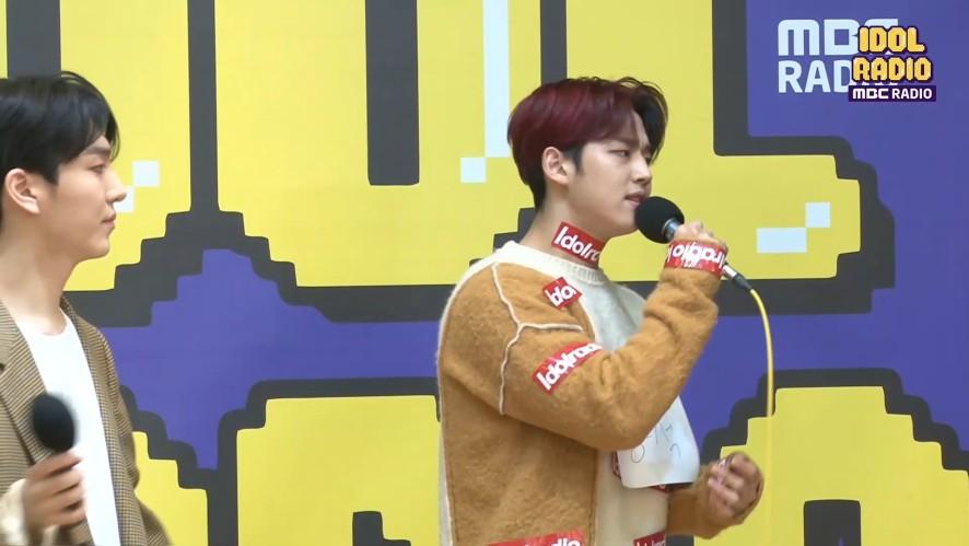 """홍석&키노가 부르는 """"스토커 (10cm)""""♪♬"""