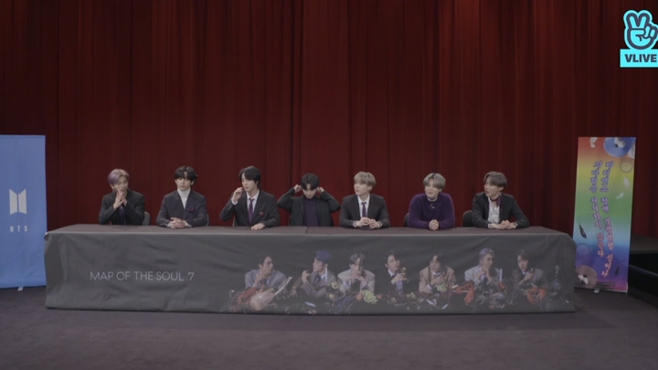 [Full] BTS Comeback Special: '보'이는 '라'이브 '해'요