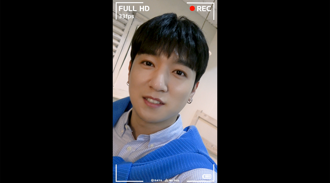 "DAY6 OFFICIAL FAN CLUB ""My Day"" 3RD RECRUITMENT COUNTDOWN VIDEO (From. SUNGJIN)"