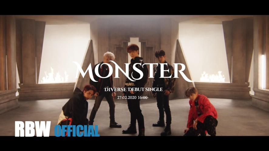 D1Verse - MONSTER | OFFICIAL MV TEASER