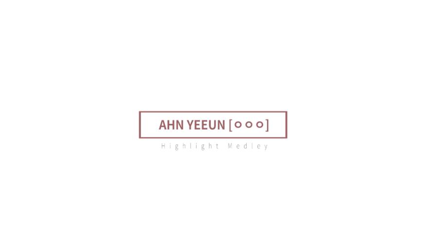[Spoiler Teaser] 안예은(YEEUN AHN) 3집 [ㅇㅇㅇ]