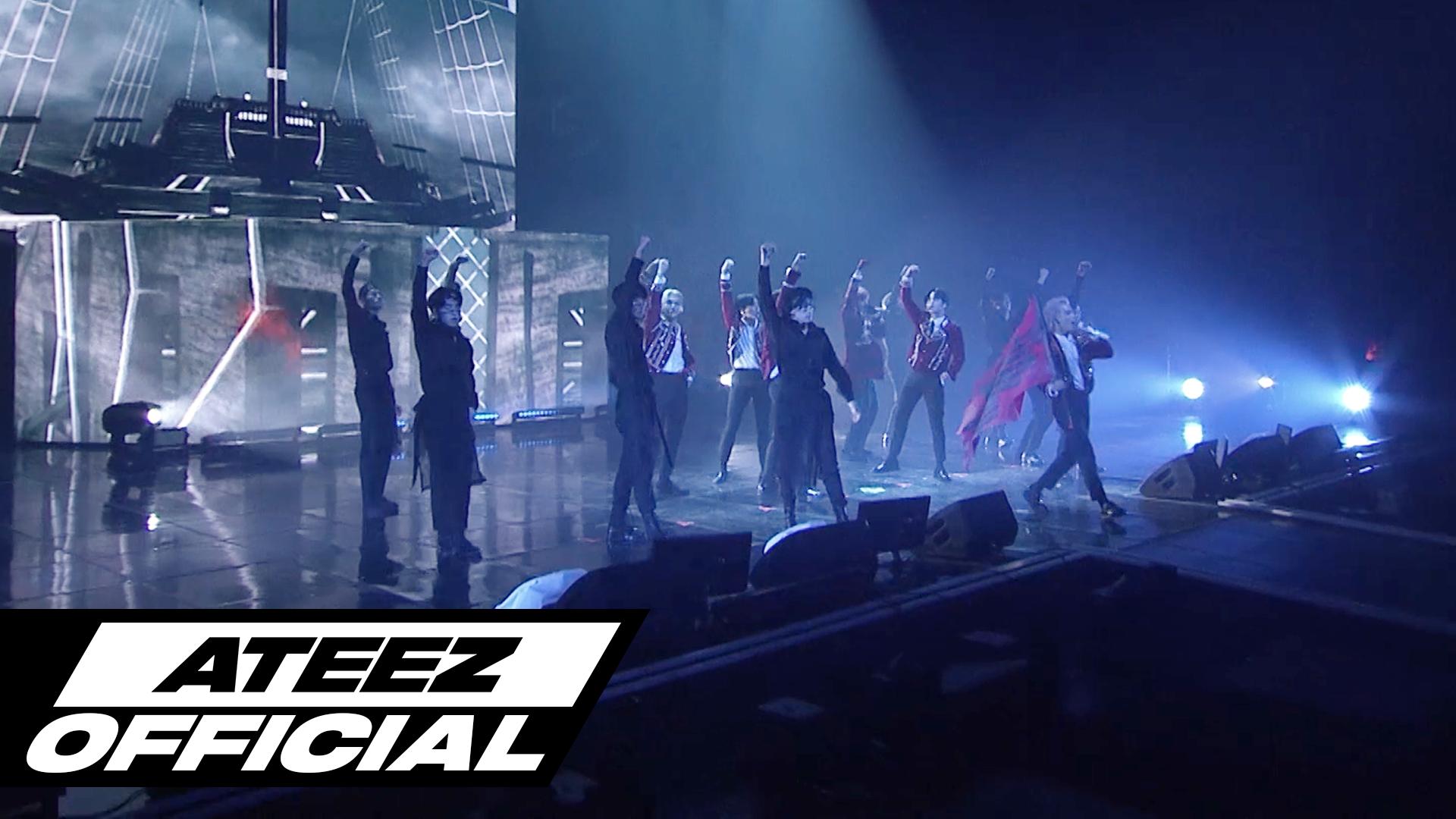 ATEEZ(에이티즈) - 'WIN' (THE FELLOWSHIP : MAP THE TREASURE @SEOUL)
