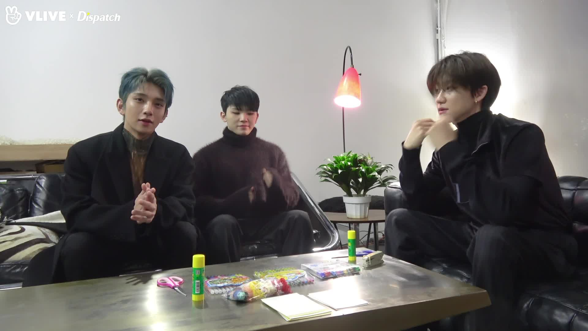 "[ⓓxV] ""세븐틴의 2020 운수대통 신년카드③"" (SEVENTEEN)"