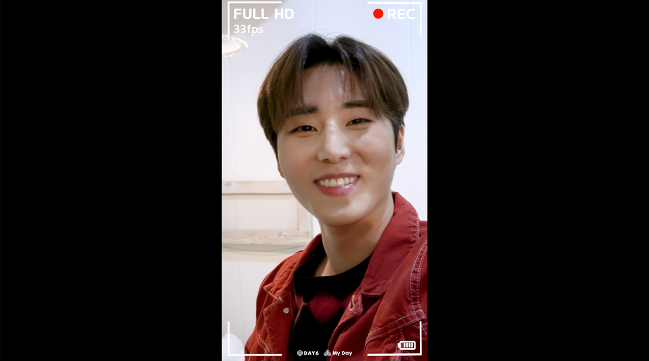 "DAY6 OFFICIAL FAN CLUB ""My Day"" 3RD RECRUITMENT COUNTDOWN VIDEO (From. Young K)"