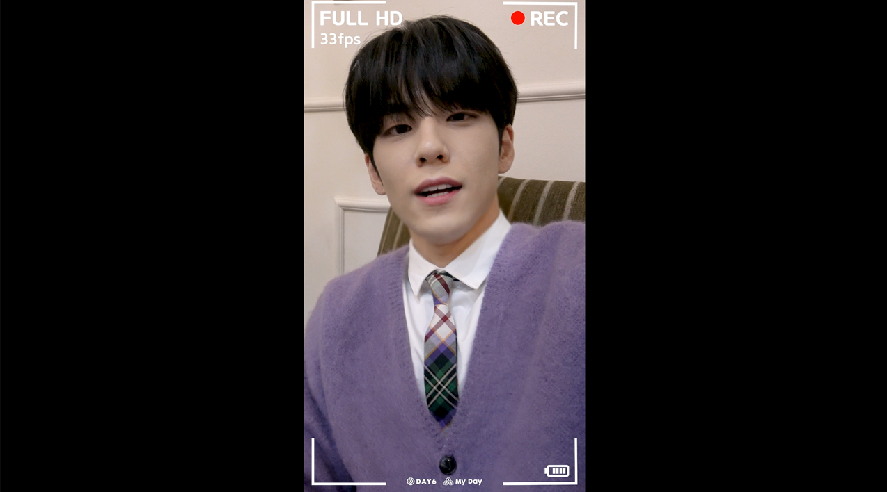 "DAY6 OFFICIAL FAN CLUB ""My Day"" 3RD RECRUITMENT COUNTDOWN VIDEO (From. WONPIL)"