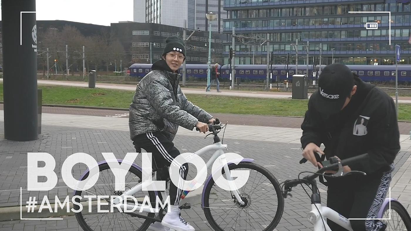 [BOYLOG] BOYLOG IN AMSTERDAM