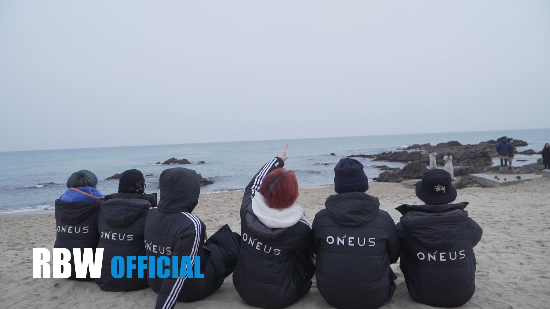 [Special] ONEUS(원어스) 강릉 여행기 : 확장판