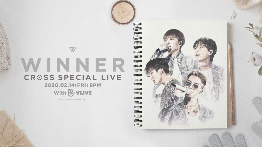[Replay] WINNER CROSS SPECIAL LIVE
