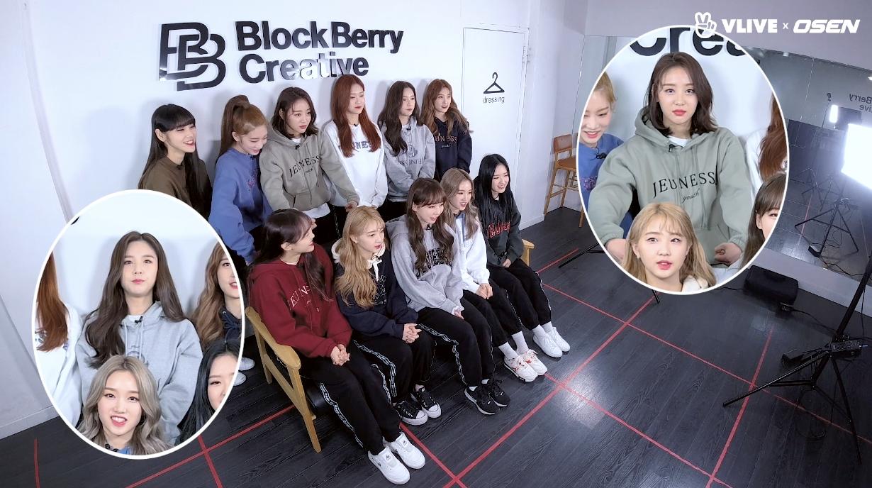 LOONA 이달의 소녀, 멤버들이 말해주는 프로필 #연습실챌린지 03