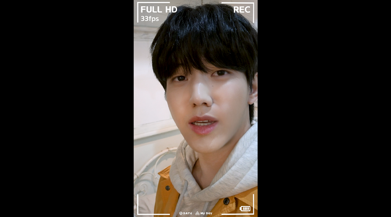 "DAY6 OFFICIAL FAN CLUB ""My Day"" 3RD RECRUITMENT COUNTDOWN VIDEO (From. DOWOON)"