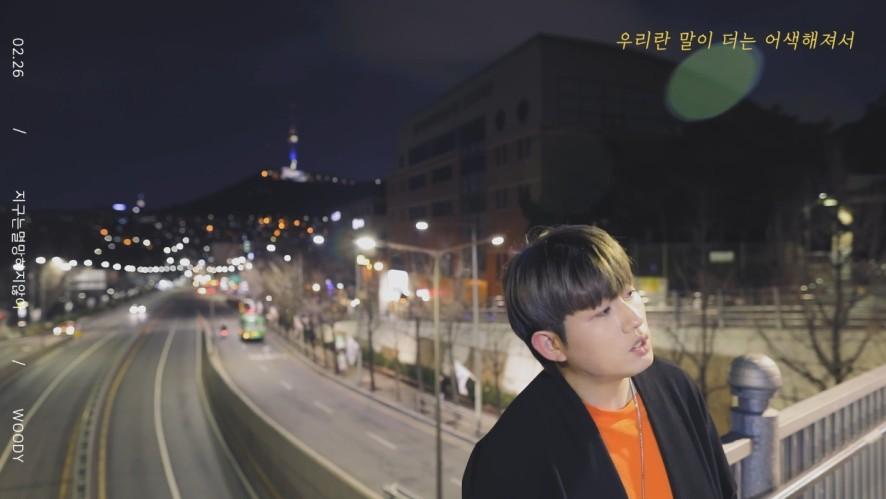 [우디] '지구는 멸망하지 않아(Nothing's gonna be changed)' Special LIVE(Feat. 이태원 클라쓰 속 그 육교)