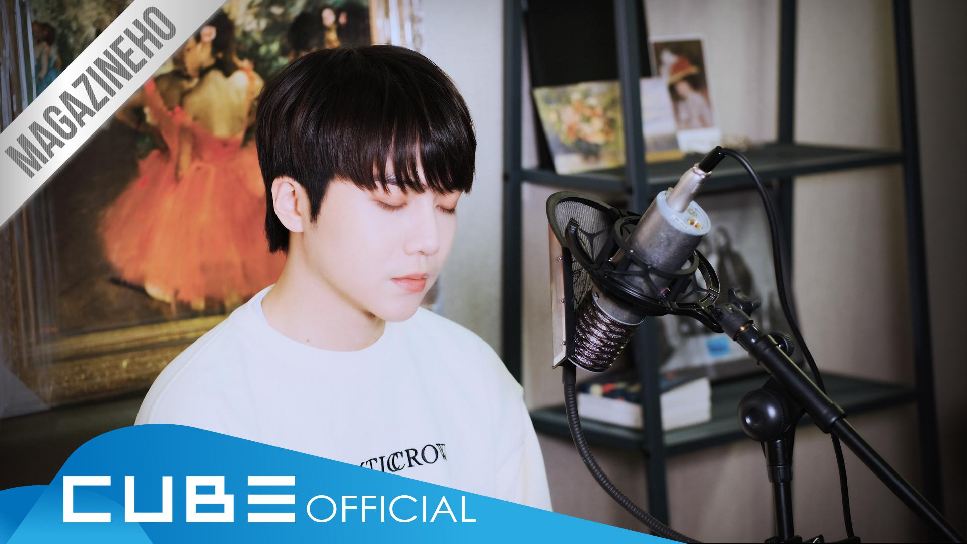 진호 - MAGAZINE HO #38 '둘만의 세상으로 가 (사랑의 불시착 OST) / Crush'