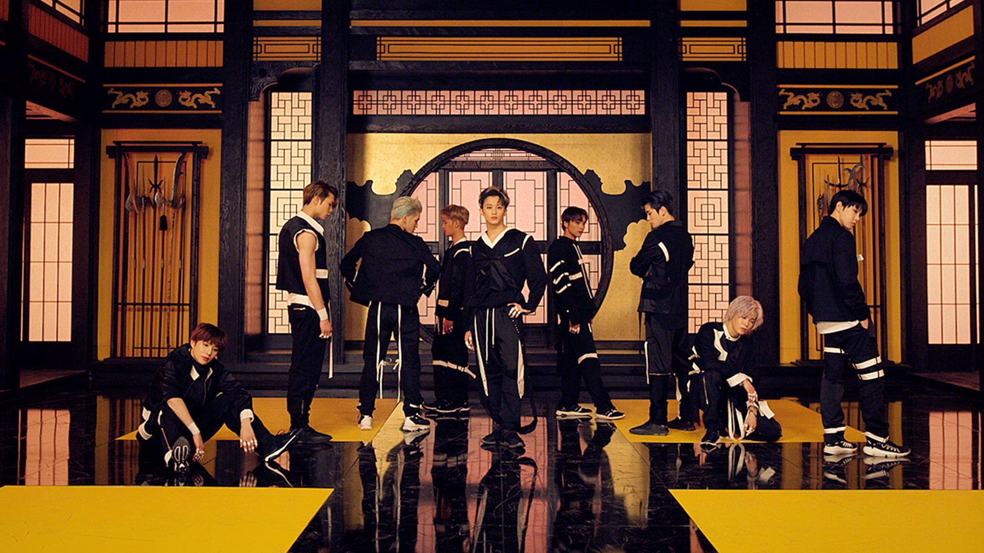 NCT 127 엔시티 127 '영웅(英雄; Kick It)' MV