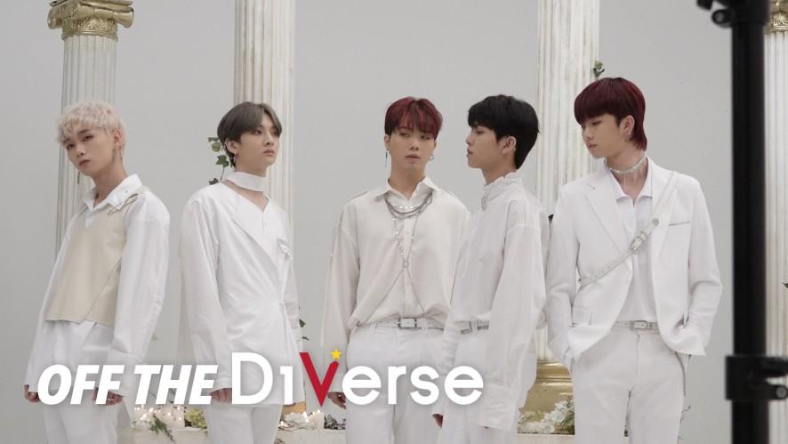 OFF THE D1VERSE | MONSTER MV BTS | #7