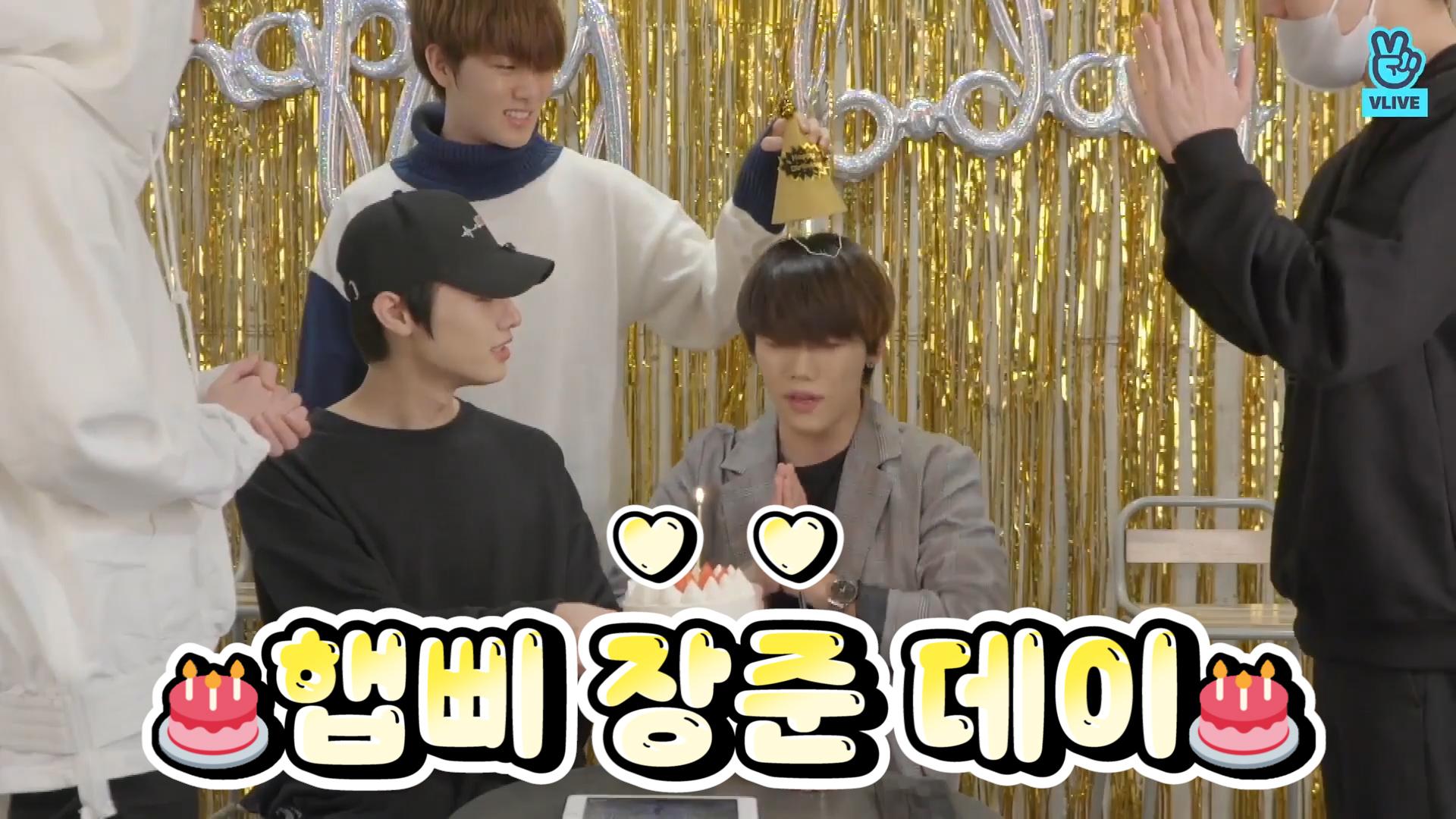 [Golden Child] ⚡️니스들의 에너장준 햅삐 벌뜨데이야🎉 (HAPPY JANGJUN DAY!)