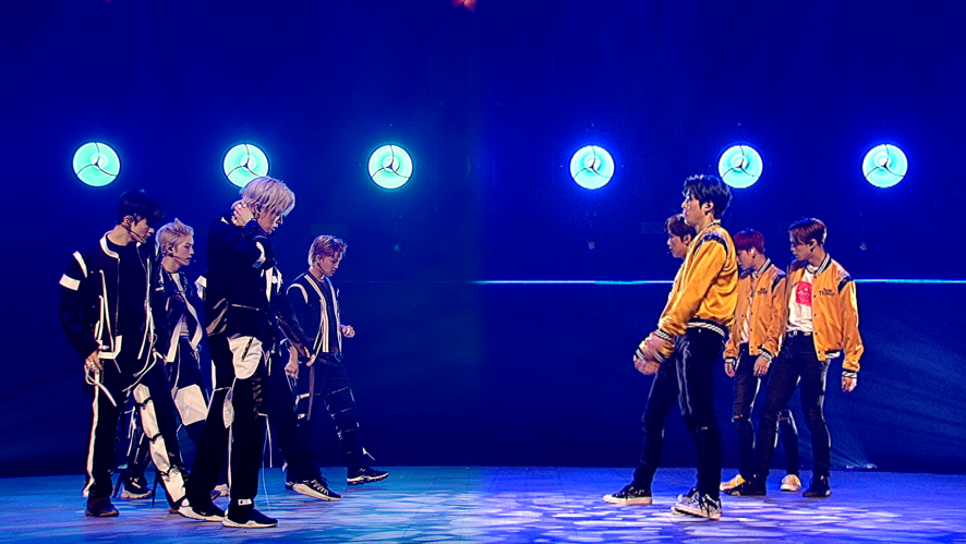 NCT 127 'Kick It' @NCT 127 THE STAGE (SQUAD & FIGHTER Ver.)