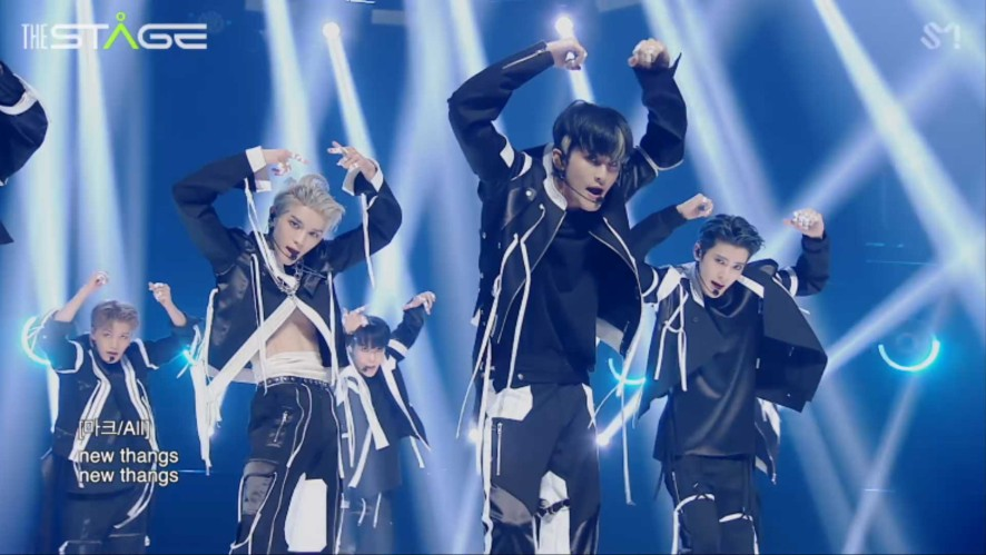 NCT 127 엔시티 127 '英雄; Kick It' @NCT 127 THE STAGE (FIGHTER Ver.)