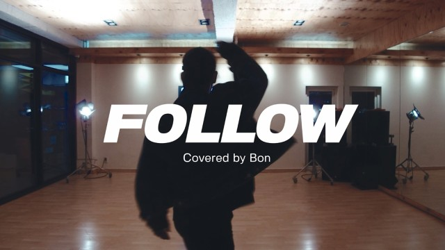 [BonCoView] MONSTA X - Follow / Covered by 본 (Bon)