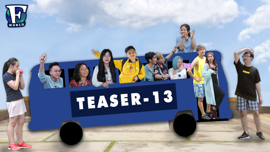 The Last F, Fast and Furious [#F_WORLD #TEASER #EP13]