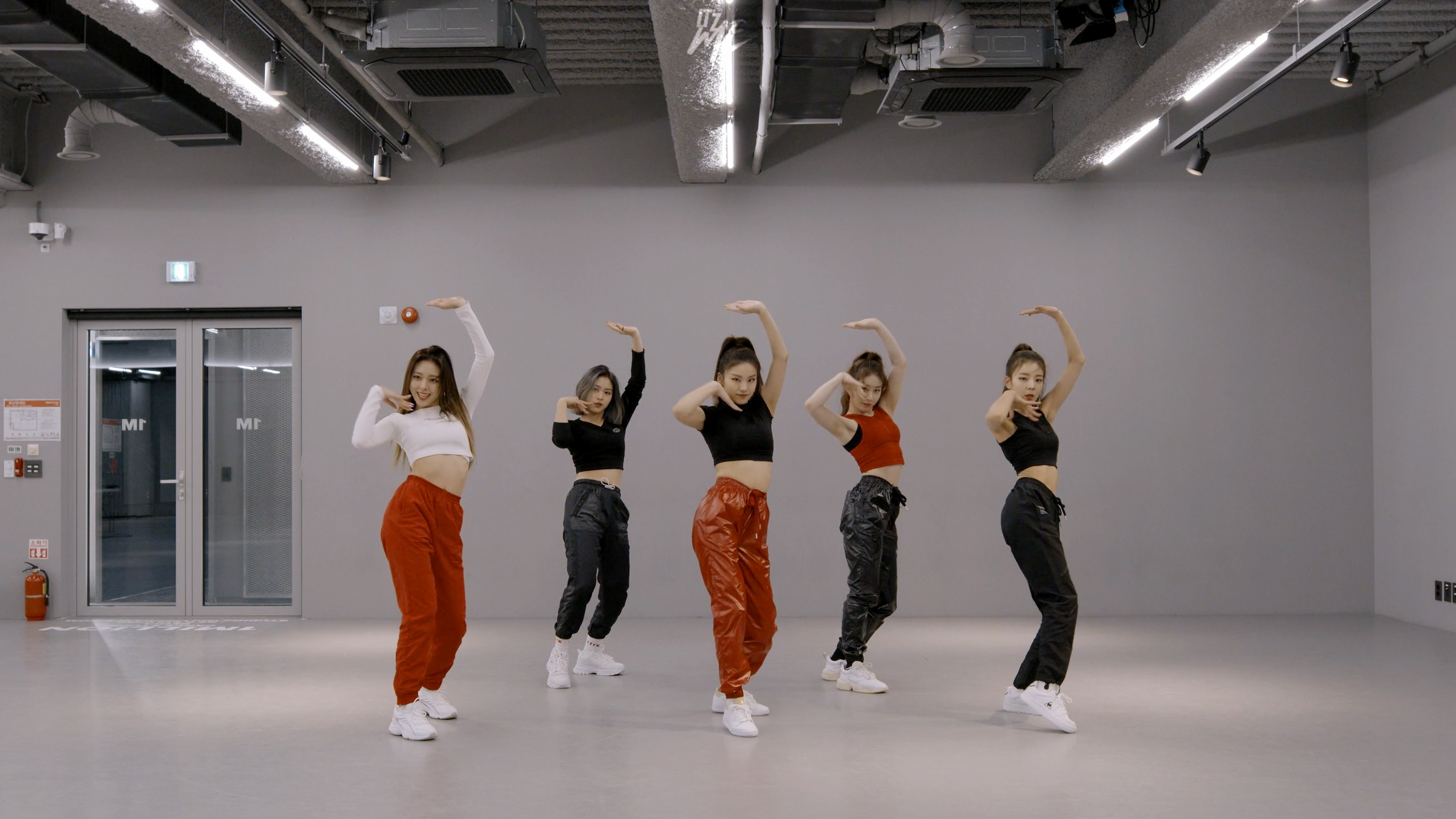 """ITZY(있지) """"WANNABE"""" Dance Practice"""