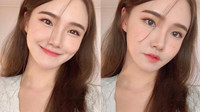 [eng sub,jp] 꿀피부 홍조 30대 스킨케어 + 마스크 메이크업🍏   daily makeup / 노렌즈 메이크업 / skin care / メーキャップ   쏭냥