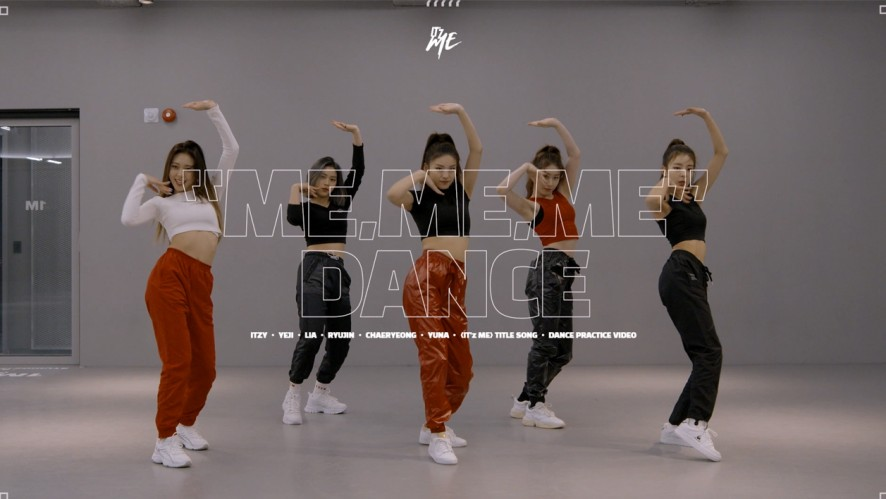 """ITZY(있지) """"WANNABE"""" Dance Practice Teaser"""