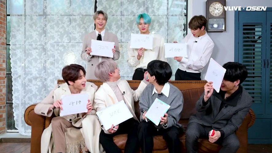 VICTON, Keen Lung Capacity Competition #Star Road 01
