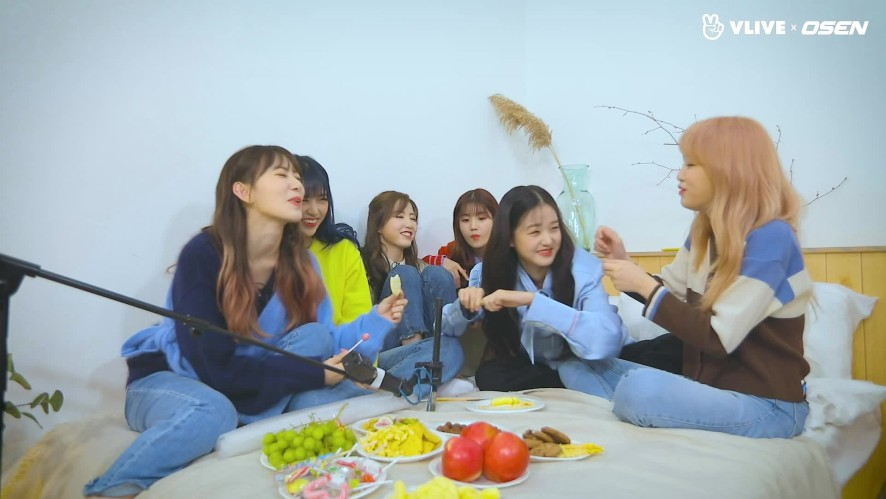 IZ*ONE, High tension during ASMR #Star Road 06