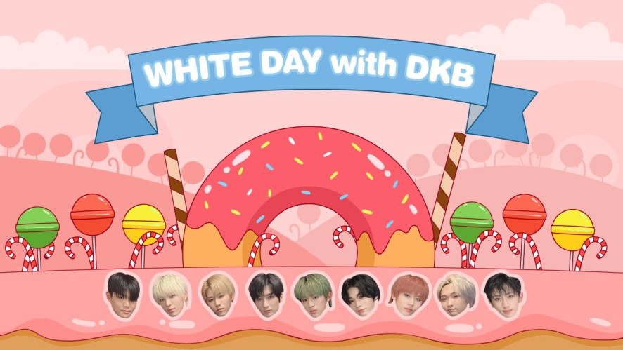 It's White Day🍬🍭