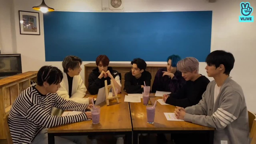 VICTON's 2020 What Time News Room!